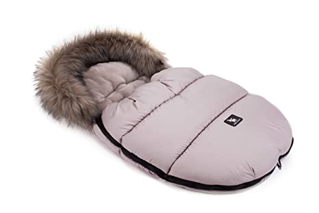 Cottonmoose Mini Moose Saco de invierno dormir térmico para carrito silla de bebé universal abrigo polar - disponible en diferentes colores (606 Mini Moose ...