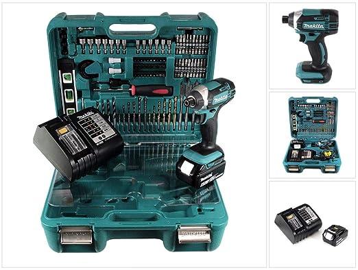 Makita DTD 152 SMTK - Atornillador de impacto (18 V, con ...