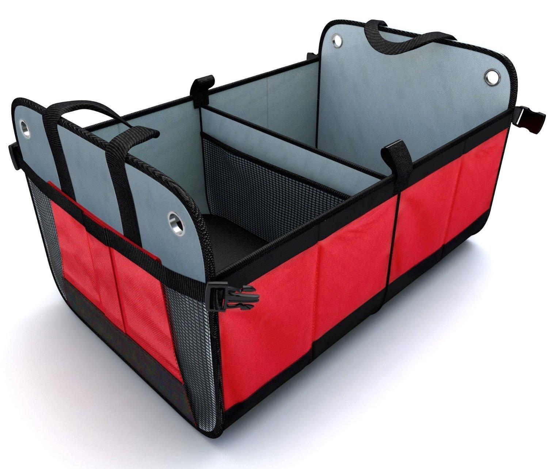 Organizador para el maletero del coche Caja de Almacenamiento (Plegable) ayuda a organizar tu