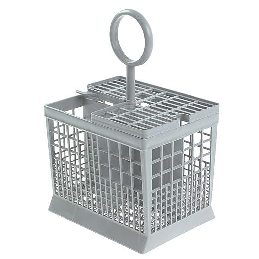 Siemens lavavajillas cuadrado cubertero cubo (Gris) de ...