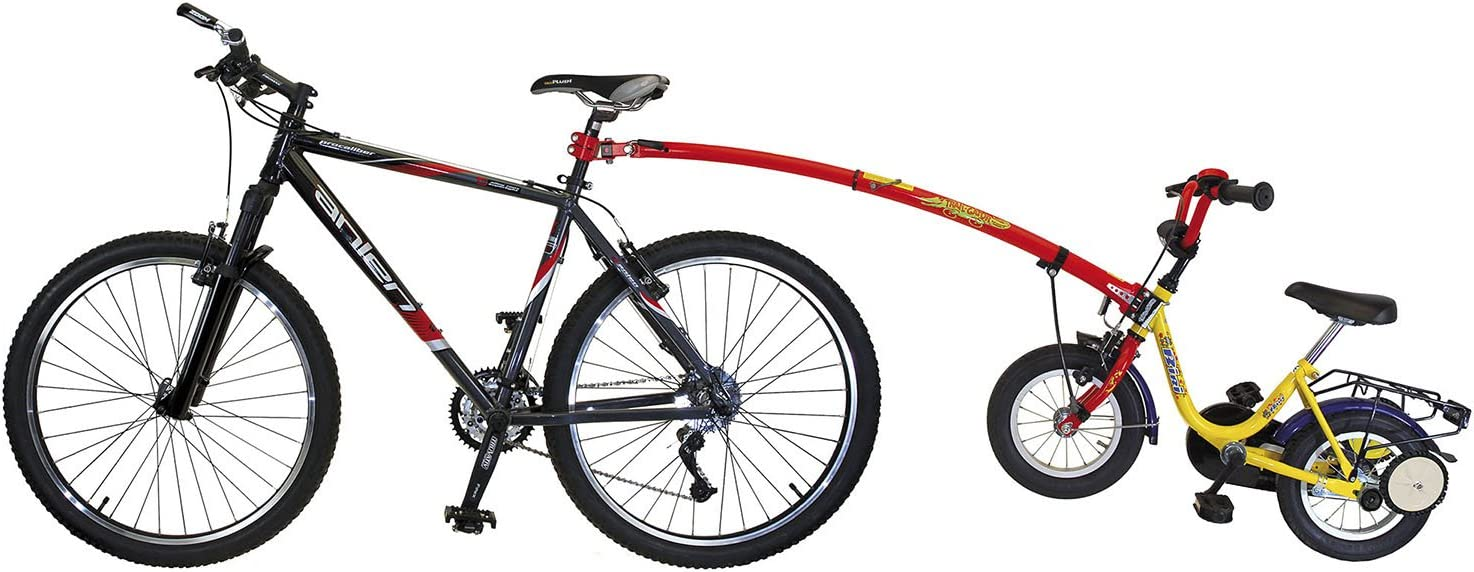 Trail-Gator Tow Bar Varilla para Bicicleta, Tandem-Stange 650025, Rot, Rojo: Amazon.es: Deportes y aire libre