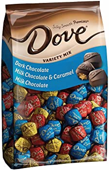 Dove Promises Variety Mix 43.07oz. Chocolate Candy 150-Piece Bag