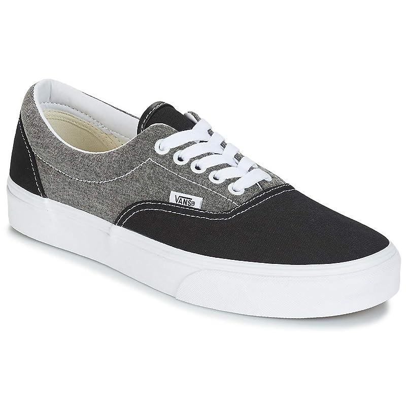 Vans ERA Sneaker Low Top Herren Schwarz/Grau Größe 39
