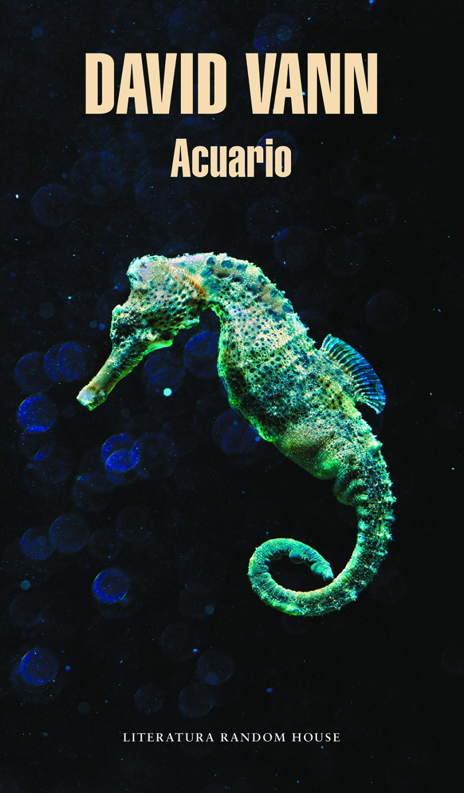 Acuario (Literatura Random House): Amazon.es: David Vann, Luis Murillo Fort;: Libros