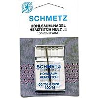 Schmetz Agujas de con vainica–2tamaños