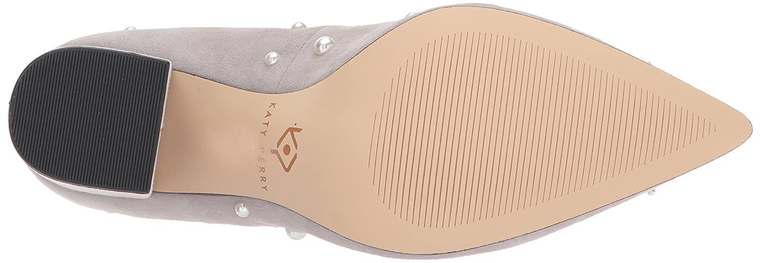 Katy Perry Flat Women's The Saidee Ballet Flat Perry B06XDD91JK 6 B(M) US|Grey 25f92b