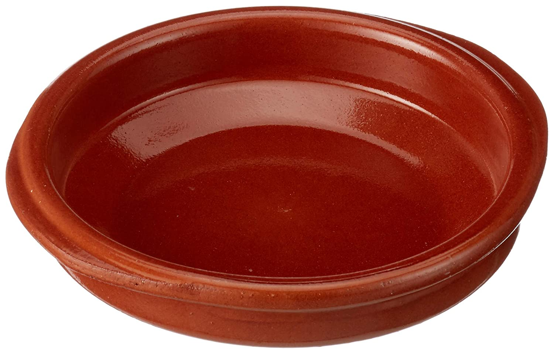 V.Arcos - Cazuela Barro Red. 12cm: Amazon.es: Hogar