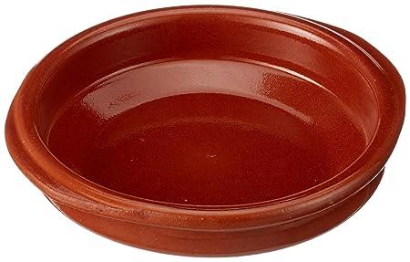 V.Arcos - Cazuela Barro Red. 12cm