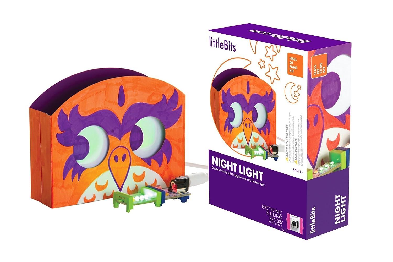 littleBits Night Light de Hall of Fame - Nouveauté Prime Day 680-0016