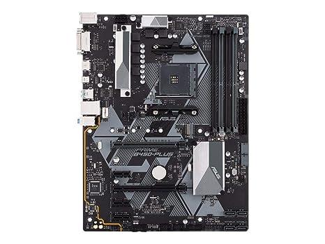 Asus PRIME B450-PLUS AMD AM4 B450 ATX - Placa base con Aura Sync ...