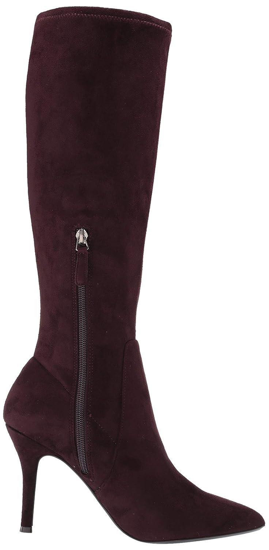291567f0b37 Nine West Women's Fetta Fabric Knee High Boot
