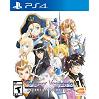 Amazon.com deals on Tales of Vesperia Definitive Edition PlayStation 4