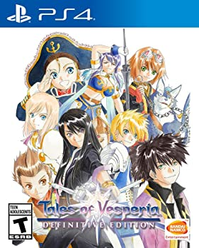 Tales of Vesperia Definitive Edition for PS4