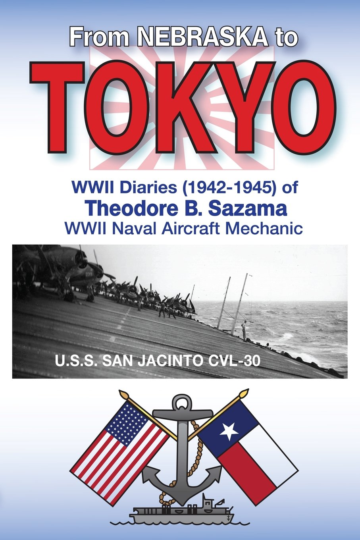 Download From Nebraska to Tokyo: World War II Diaries (1942-1945) pdf epub