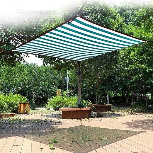 KAISIMYS Paño de Sombra Impermeable, Bloqueador Solar para pérgola ...