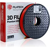 Filatech PETG Filament, Lum. D. Red, 1.75mm, 0.5KG