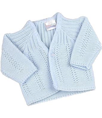 4a8ed48d14f7 Amazon.com  BabyPrem Preemie Baby Cardigan Jacket Boy Girl Buttons ...
