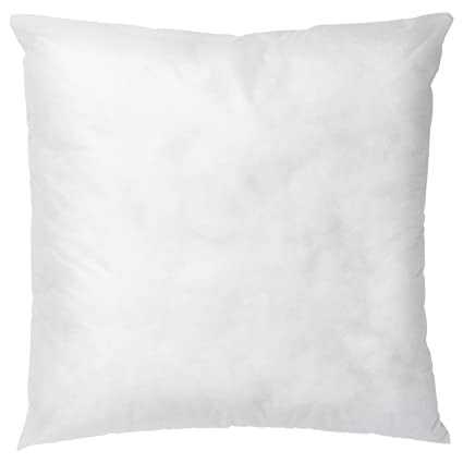 Amazon Ikea Inner Insert Cushion Throw Pillow 40 X 40Inch Impressive 20 X 20 Foam Pillow Insert