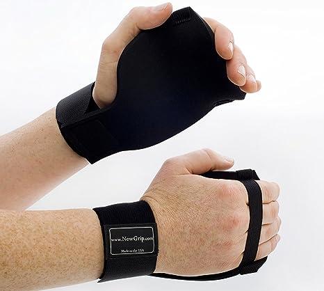 Gimnasio guantes – protección de las manos para CrossFit, levantamiento de pesas, dominadas y