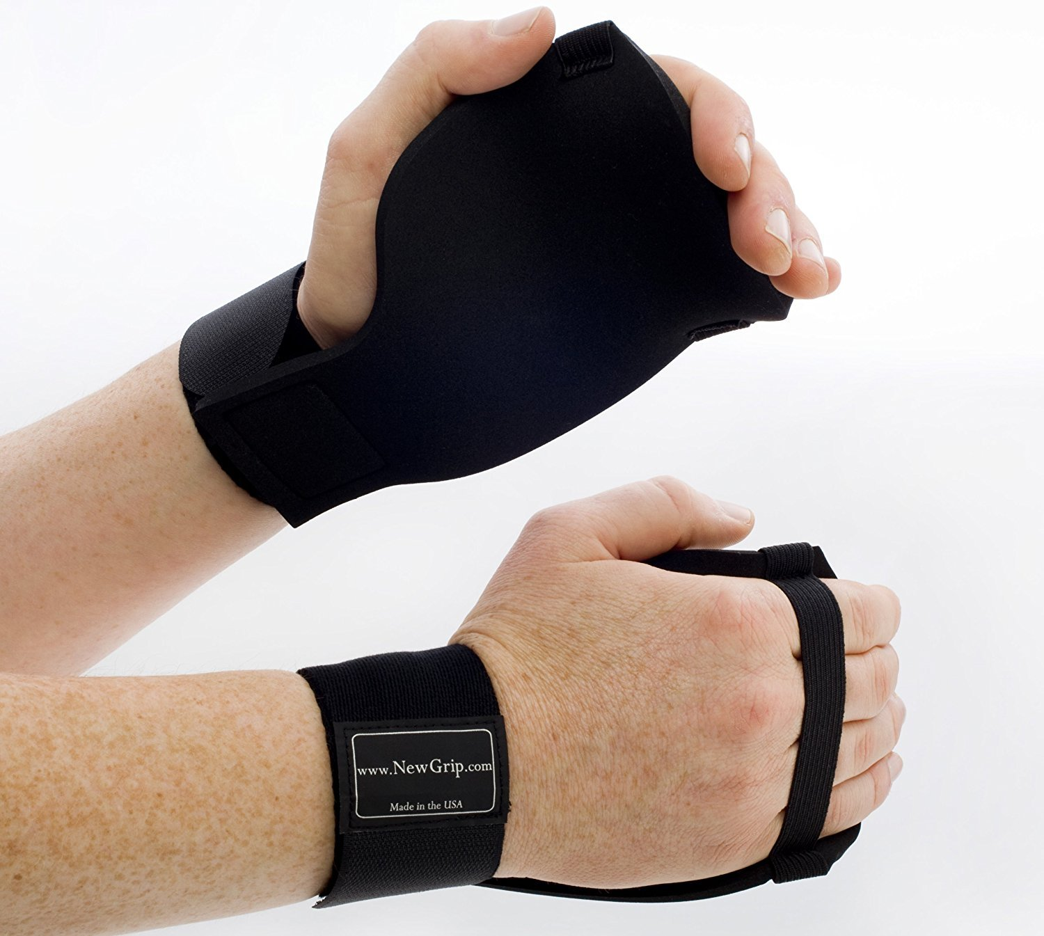 New ProductGym Gloves - Hand Protection for CrossFit, Weight Lifting, Pull-Ups & Rowing