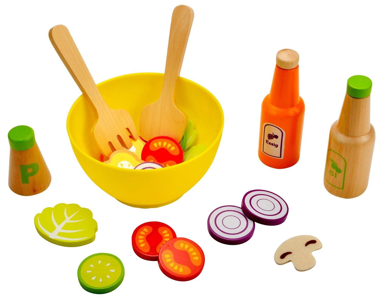 Idena Kleine Küchenmeister Salat-Set