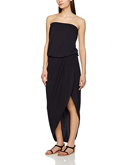 Urban Classics Damen Kleid Ladies Viscose Bandeau Dress