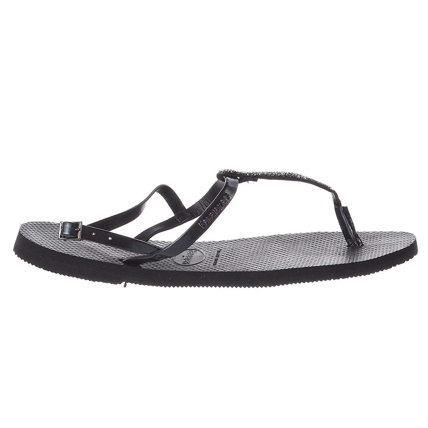 Havaianas Womens You Riviera Crystal Sandals