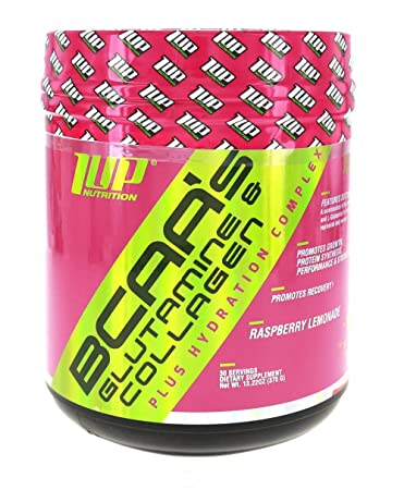 Image Unavailable. Image not available for. Color: 1UP Nutrition - Her BCAA's Glutamine ...