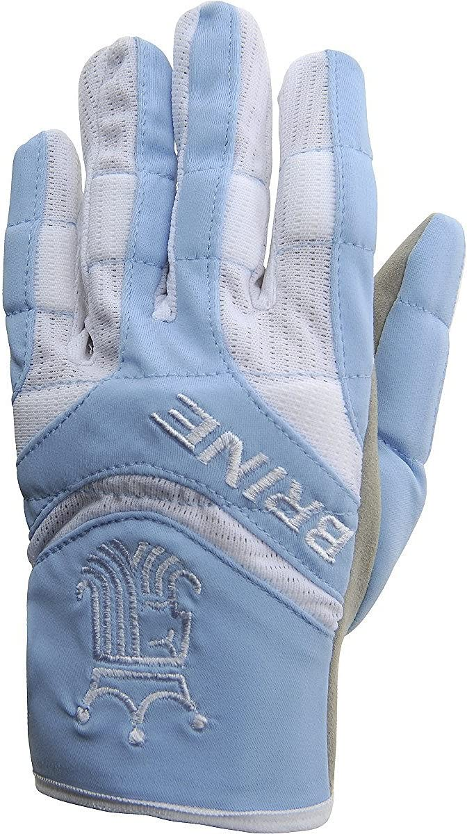 Brine Fire Warm Lacrosse Weather Mesh Gloves : Lacrosse Player Gloves : Sports & Outdoors