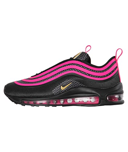b4e4f99465 Amazon.com | Nike Girls' Nike Air Max 97 Ultra '17 (GS) Shoe Black ...