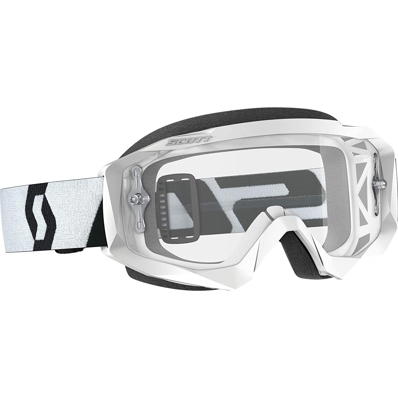 Scott Hustle X MX Motocross Goggles