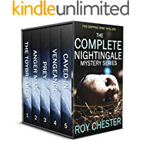 THE COMPLETE NIGHTINGALE MYSTERIES five gripping crime thrillers
