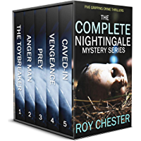 THE COMPLETE NIGHTINGALE MYSTERIES five gripping crime thrillers (English Edition)