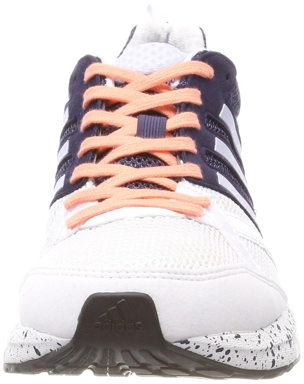 adidas Damen Adizero Tempo 9 Traillaufschuhe, Weiß (Ftwbla/Aeroaz/Negbas 000), 40 EU