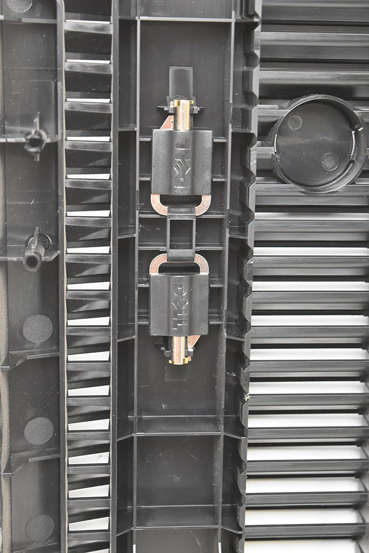 Aquamoon Trading K032J Genuine OEM Dell PowerEdge T410 Server Front Lockable Bezel Panel with 2 Keys Slot Cover D313K