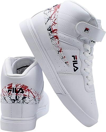 Fila Boys Vulc 13 Marble Flag Sneaker