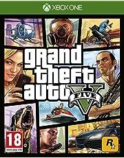 Grand Theft Auto V (GTA V) - Xbox One - Lingua italiana