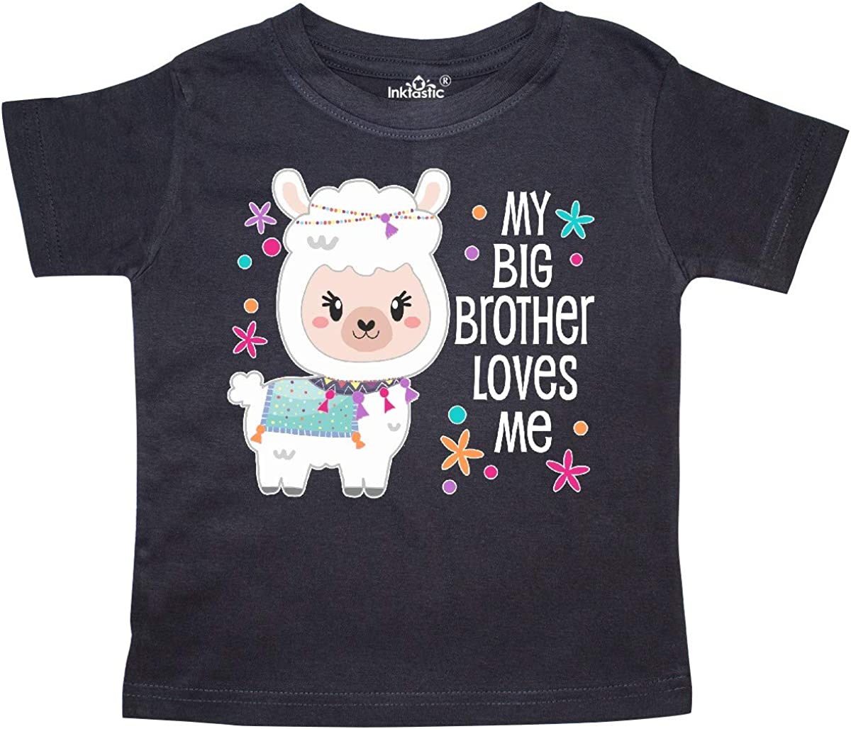 inktastic Our Big Brother is Un-BAA-lievable with Cute Sheep Long Sleeve Creeper