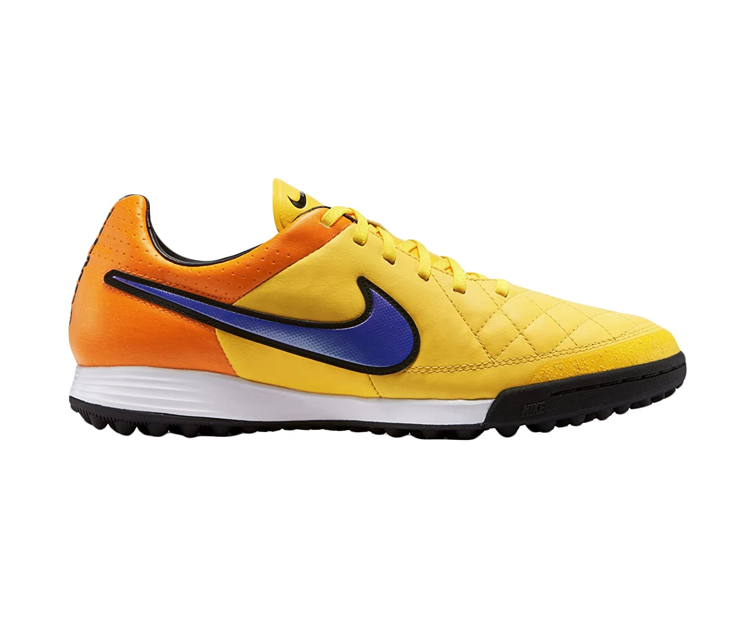71dfc109f85781 Nike Mens Tiempo Legacy Astro Turf Trainers Sports Football Shoes Footwear  Orange Volt UK 11 (46)  Amazon.co.uk  Sports   Outdoors