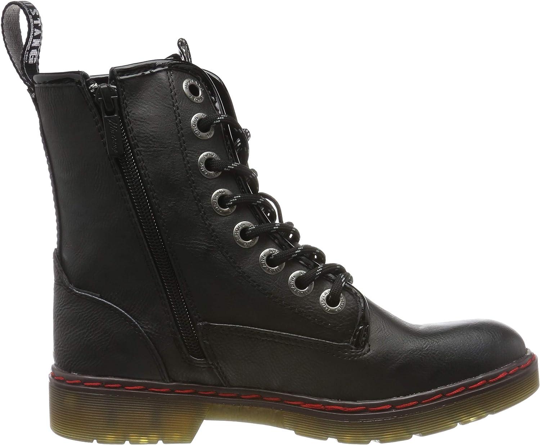 Mustang 1235-620-820 Rangers Boots Femme