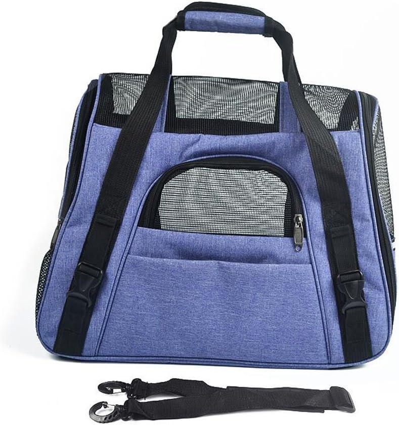 WX-WX48 WW-XX Portátil Pack De Mascotas Cat Backpack out Dog Pack Portátil Pet Carrier Lujo (Color : B): Amazon.es: Hogar