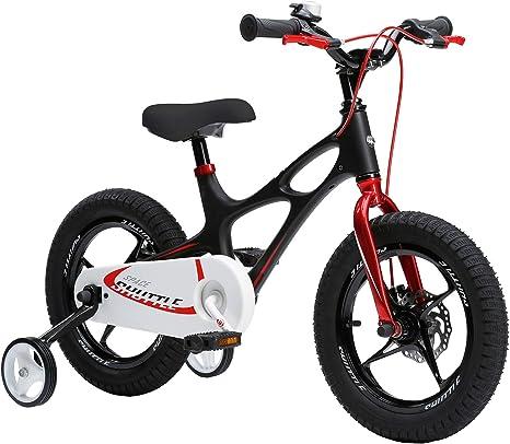 RoyalBaby Space Shuttle bicicleta infantil de magnesio para niños ...