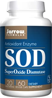 Amazon.com: Solaray s.o.d. 2000 Plus, 400 mg, 100 Count ...