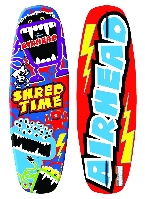 AIRHEAD Airhead Board AHW-1030 B00SRHY8PQ Shred Time Wake Board by Airhead B00SRHY8PQ, 無垢材の家具通販 箱屋の八代目:d3b42ca1 --- ijpba.info