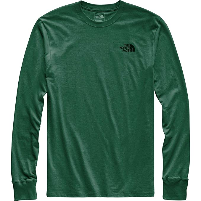 0920c15a1 THE NORTH FACE Men's Long Sleeve Red Box Tee: Amazon.ca: Sports ...