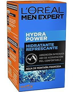 LOréal Paris Men Expert Pure Power, Crema hidratante Anti-Imperfecciones para Hombre, 50 ml: Amazon.es: Belleza