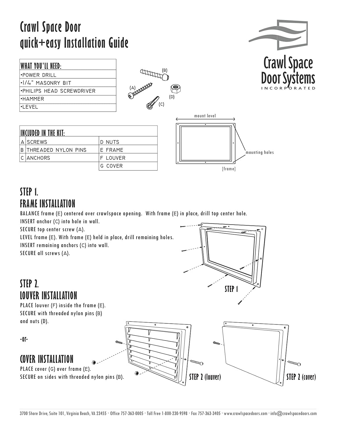 Crawl Space Door With Louvers For Crawlspace Access Wiring Diagram Manual Kx 155 Ventilation Or Encapsulation 20x32 Home Improvement