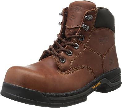 Harrison Steel Toe Safety Boot