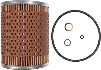 Original MAHLE Ölfilter OX 47D Oil Filter