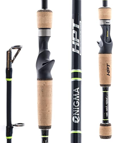 Enigma Fishing High-Performance Titanium Pro Tournament Series Bass Fishing Rod